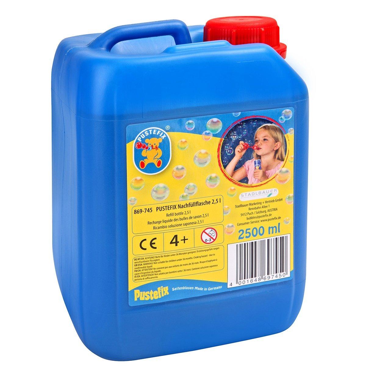 líquido pompas pustefix