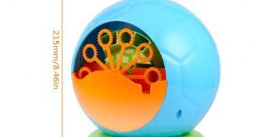 caracteristicas maquinas burbujas para niños
