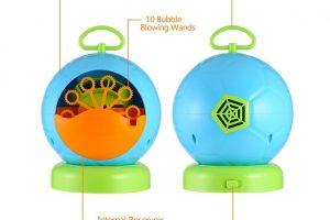 comprar maquina burbujas niños
