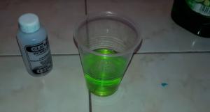 formula mezcla receta pompas de jabon