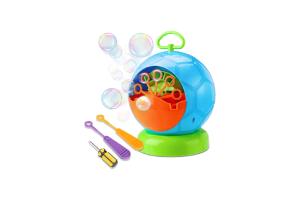 maquina burbujas para niñis