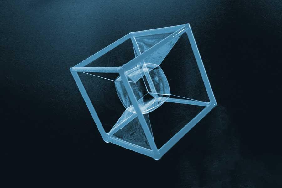 Cubo-Burbuja